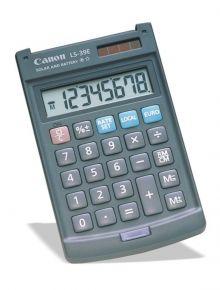 CALCOLATRICE CANON LS39E TASCABILE 4046A014AA