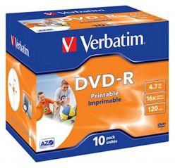 DVD-R VERBATIM 10PZ 43521