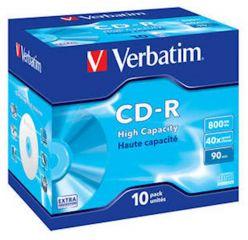 CD-R VERBATIM 10PPZ 43428