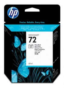 CARTUCCIA HP FOTO NERO 72 VIVERA DSJ T1100 IN T610 69ml - C9397A
