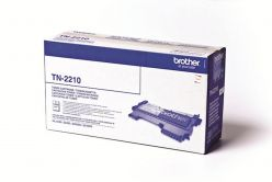 TONER BROTHER NERO SU HL-2240D, 2250DN 1.200 pagine - TN2210