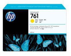 CARTUCCIA HP 761 GUALLO Designjet T7100 / T7200 400ml - CM992A