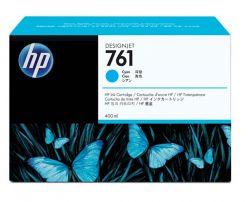 CARTUCCIA HP 761 CYAN DESIGNJET T7100 / T7200 400ML CM994A