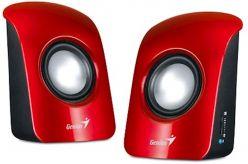 Altoparlanti Genius SP-U115 USB rosso - 31.731.006,101 mila