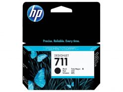 CARTUCCIA HP 711 NERO 711 DESIGNJET T520,T120 38ml - CZ129A