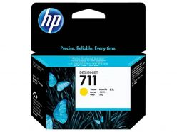 CARTUCCIA HP 711 GIALLO 711 DESIGNJET T520,T120 29ml - CZ132A