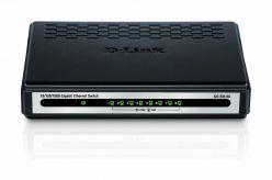 Interruttore di rete D-Link Switch di rete D-Link GO-SW-8G - GO-SW-8G / E
