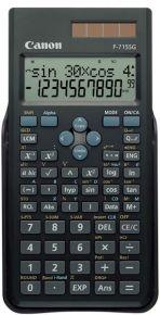 CALCOLATRICE CANON F715SG NERO  - 5730B001AB