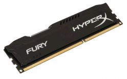 RAM DDR3 4GB PC1866 HX FURY BLACK, CL10, 1Rx8 - HX318C10FB/4