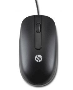 MOUSE LASER HP 1000 dpi USB QY778A6