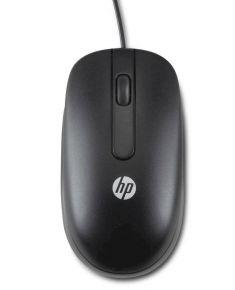 Mouse USB HP 1000 dpi laser OEM confezionamento - QY778A6