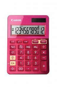 CALCOLATRICE CANON LS-123K ROSA - 9490B003AA