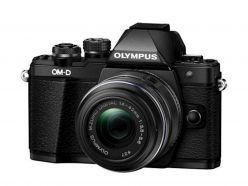 OLYMPUS OM-D E-M10 II NERO + 14-42mm II R NERO - V207051BE000