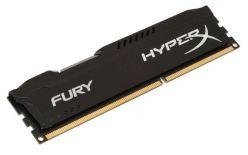RAM DDR3 4GB PC1600 HX FURY BLACK, CL10, 1Rx8 - HX316C10FB/4
