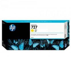 CARTUCCIA HP GIALLO N. 727 ZA Designjet T9X0,T15X0,T25X0 300ml - F9J78A