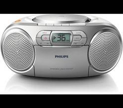RADIO PORTATILE PHILIPS AZ127 - AZ127/12
