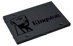 "SSD INTERNO KINGSTON 240GB A400, 2,5"", SATA3.0, 500/320 MB/s - SA400S37/240G"