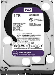 HDD INTERNO WD Purple 1 TB - WD10PURZ