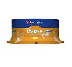 DVD-R VERBATIM 25PZ 43522