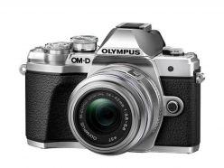 OLYMPUS OM-D E-M10 III ARGENTO + 14-42mm II R ARGENTO - V207071SE000