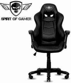 sedia Gaming Spirito di gamer RACING nero - SOG-GCRBK