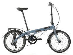 Bicicletta pieghevole DAHON Vybe D7U, Colore: Blu-Grigio - 6076837A