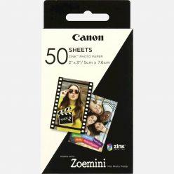 CARTA FOTOGRAFICA CANON ZINK 50 PZ ZOEMINI 3215C002AA