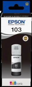 CARTUCCIA EPSON NERO 103 BOTTIGLIETTA L1110, L3110, L3111, L3150, L3151 4.500 PAGINE 65 ML - C13T00S14A