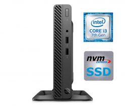 HP 260 G3 DM i3-7130U / 4GB / 256GB SSD / W10pro - 4QD05EA # LETTO