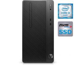 HP 290 MT G2 i3-8100 / 4GB / 256GB SSD / Dos - 4HS27EA # LETTO