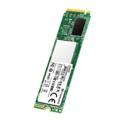 SSD Transcend M.2 PCIe NVMe 256GB 220S, 3500/2800 MB/s, 3D TLC - TS256GMTE220S