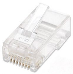 Intellinet CONNETTORE MODULARE RETE RJ45 100-PZ Cat5e - 790055