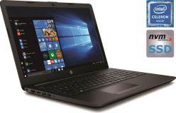 PORTATILE HP 250 G7 Cel N4000/4GB/SSD 128GB/15,6''FHD/W10HOME 6HL04EA#BED