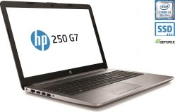 Laptop HP 250 G7 i3-7020U / 8GB / SSD da 256GB / MX110 2GB / 15,6''FHD / DOS - 6MR31ES # LETTO