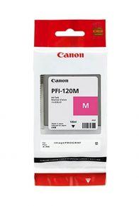 CARTUCCIA CANON PFI-120 MAGENTA TM200/205/300/305 130ml - 2887C001AA