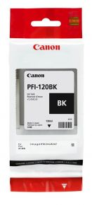 CARTUCCIA CANON PFI-120 NERO TM200/205/300/305 130ml - 2885C001AA