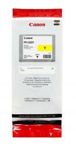 CARTUCCIA CANON PFI-320 GIALLO TM200/205/300/305 300ml - 2893C001AA