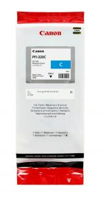 CARTUCCIA CANON PFI-320 CIANO TM200/205/300/305 300ml - 2891C001AA