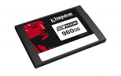 "SSD INTERNO Kingston 960GB DC500R, 2,5"", SATA3.0, 555/525 MB/s - SEDC500R/960G"
