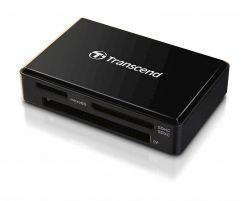 LETTORE SCRITTORE Transcend USB 3.1/3.0 MicroUSB a USB TypeA TS-RDF8K2