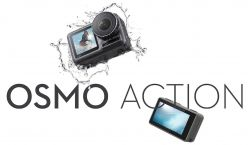 DJI OSMO ACTION CAMERA  - OSMO ACTION