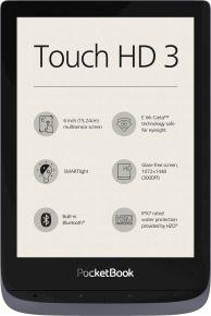 LETTORE E-BOOK PocketBook Touch HD3 GRIGIO - PB632-J-WW