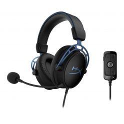 Cuffie Kingston HyperX Cloud Alpha S Pro Gaming blu - HX-HSCAS-BL/WW