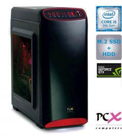 COMPUTER PCX EXACT i5-9400F/16GB/SSD512GB/1TB/GTX1660-6GB - PCX EXACT GAMER S3.2