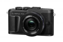 OLYMPUS PEN E-PL10 14-42mm 1: 3.5-5.6 EZ Pancake nero - V205101BE000