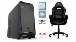 DESKTOP PCX EXAM i5-9400F/8GB/SSD 250GB/HDD 1TB/NV1650-4GB PCX GAMING 4.9+SOG