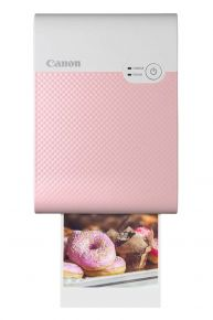 STAMPANTE CANON SELPHY SQUARE QX10 ROSA 4109C009AA