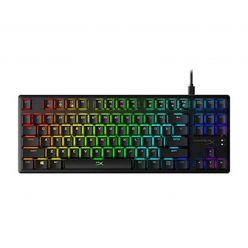 TASTIERA KINGSTON HX ALLOY ORIGINS CORE RGB, HyperX Aqua Switch - HX-KB7AQX-US