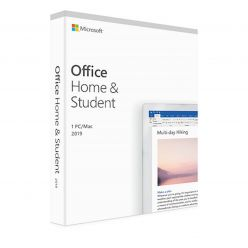 FPP OFFICE HOME & STUDENT 2019, PC / MAC, INGLESE - 79G-05149