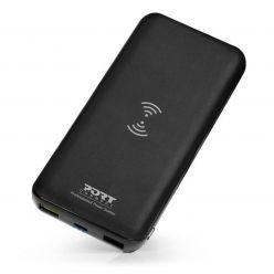 BATTERIA PORTATILE PORT USB-A, USB-C, WL - 900119